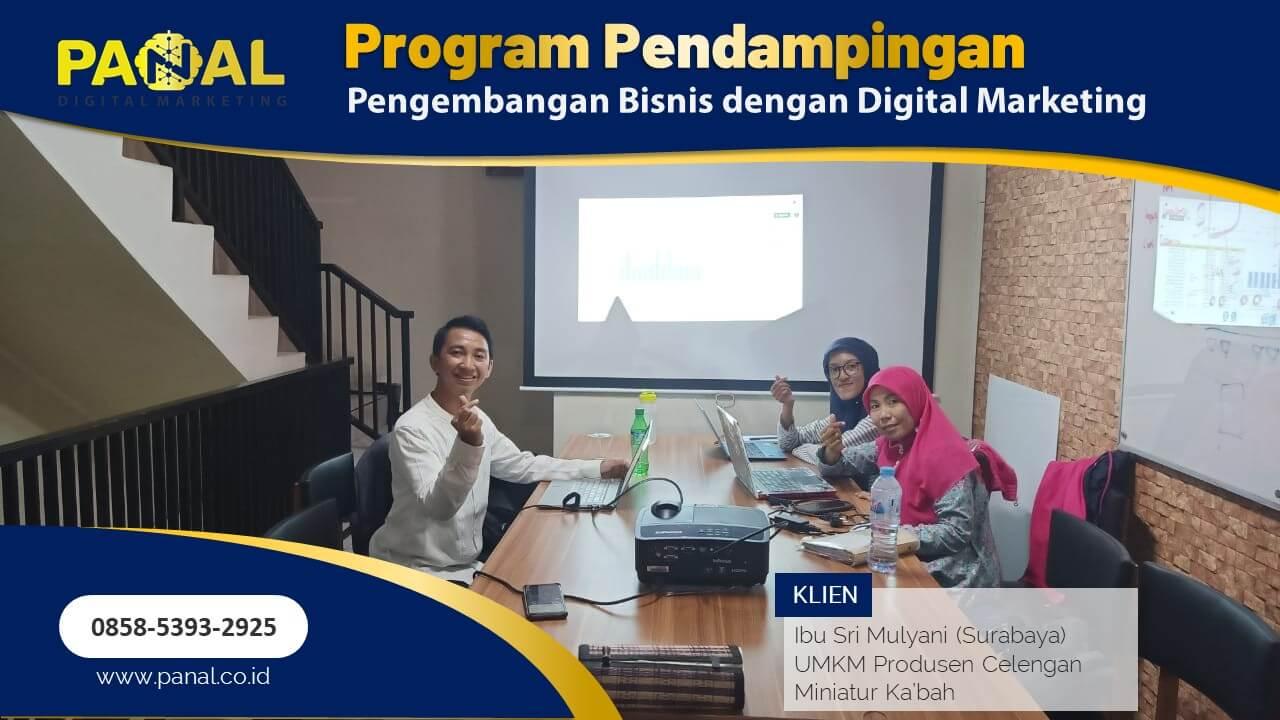 Lembaga Pelatihan dan Konsultan Digital Marketing PANAL Digital Marketing Slider 1